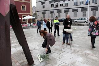 Día de la Memoria en Barakaldo