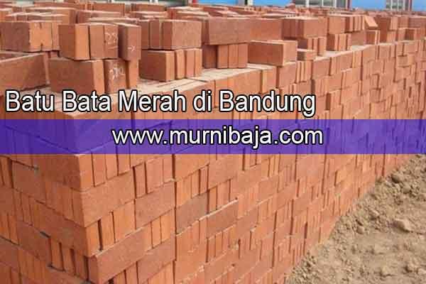 Harga Batu Bata Merah Bandung