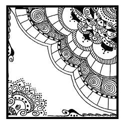 zentangle easy patterns doodles zentangles drawing doodle zen coloring deco doodling tangle zendoodling pen pages google idea tangles simple inspiration