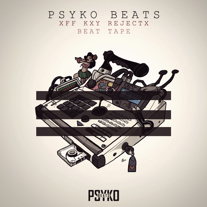 30 Nights: Psyko Beats releases new beat tape