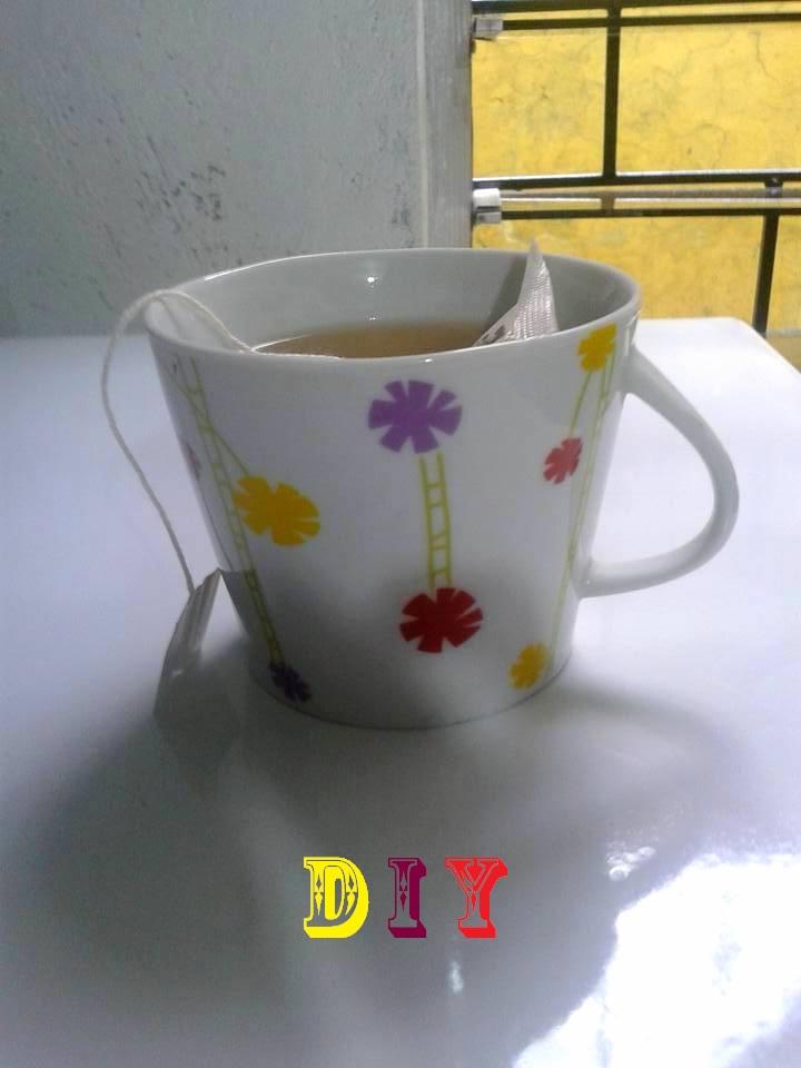 DIY: Tea Bag Face Scrub