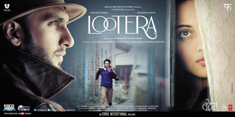 Lootera 2013 Hindi 720p BRRip 450MB HEVC ESubs
