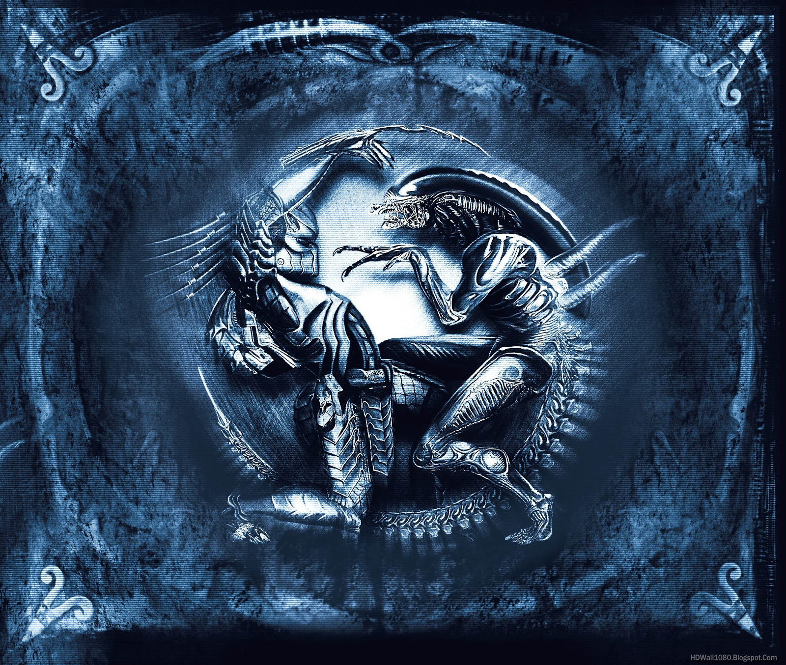 HD PC Desktop Wallpapers: Alien VS Predator Wallpaper