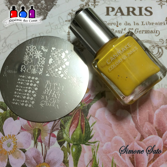 Alquimista Convidada, Simone Sato, Nail Art, Can Make, Missha, La Femme, Born Pretty, Cheeky, Rimmel London, OPI, Moyou