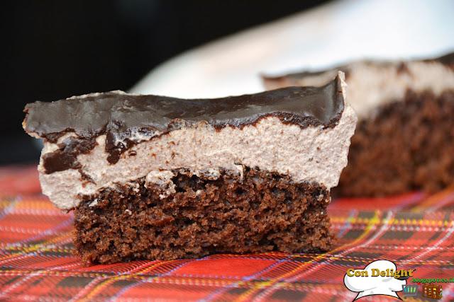 chocolate cake מוס שוקולד