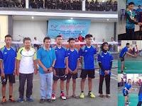 MAN Paser Juara 3 Turnamen Bulutangkis SMAN Longkali Cup 2017