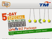 SME Buzz: 5-Day Special July Issue – Get FREE Power Bank