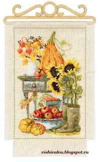 Riolis 1657 «Дача. Осень»