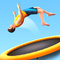 Play Flip Master Online Game | Sports Game