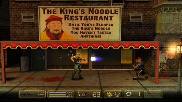 Duke nukem: manhattan project download (2002 arcade action game).