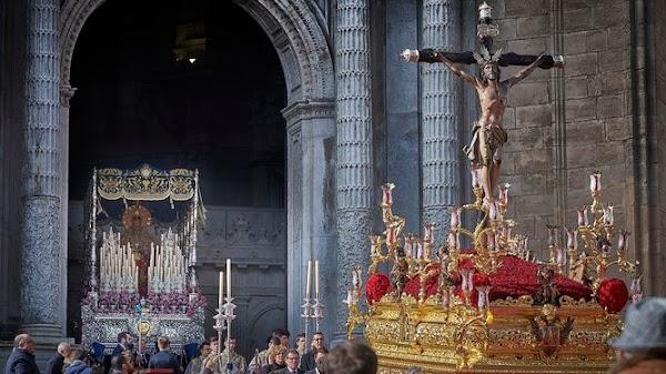 Expiración de Cádiz proyecta la salida de su Crucificado para el 15 de agosto
