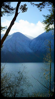 lake crescent hiking