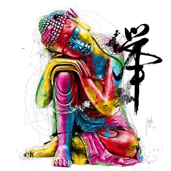 Acrylic Paintings By French Visual Artist Patrice Murciano