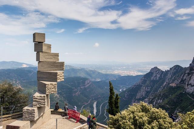 Trilhas em Montserrat