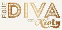Promoção Fique Diva com Niely www.fiquediva.com.br/promocao 'Tá com brilho, tá favorável'
