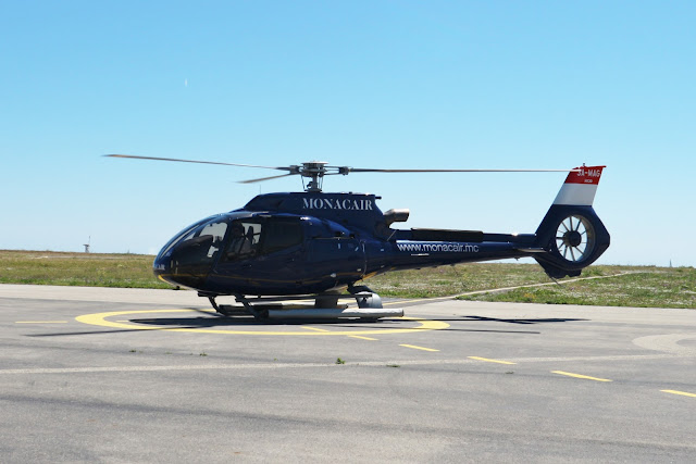Monacair Helicopter