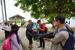wisata di pulau payung