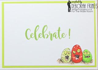 Happy Easter inside  - photo by Deborah Frings - Deborah's Gems