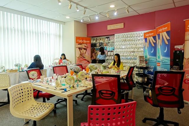 NailRoom Malaysia, a DIY Nail Buffet Studio