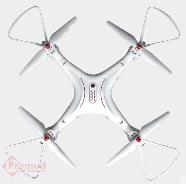 desainn drone terbaru syma X8SW indonesia
