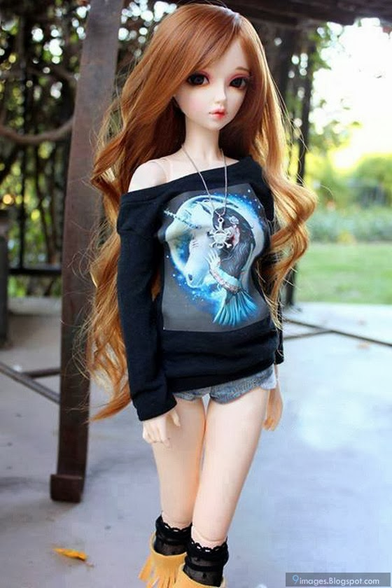 Pretty Anime Girl Wallpapers Gorgeous Doll Girl More Fashionable Cute Pretty Barbie