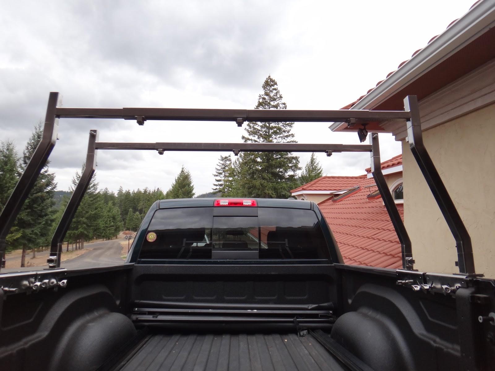 Z-RAK TRUCK RACK: Do you need a truck rack?