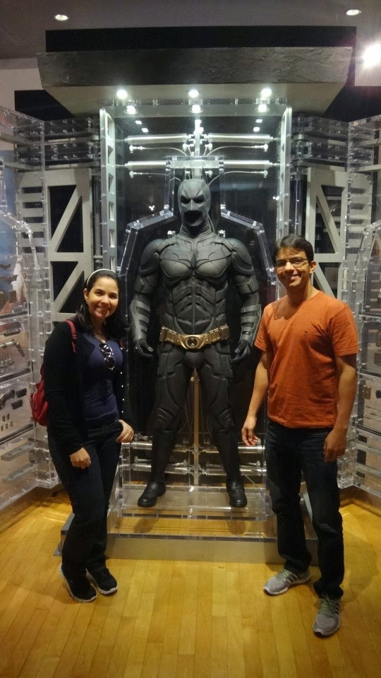 warner bros vip studio tour - los angeles