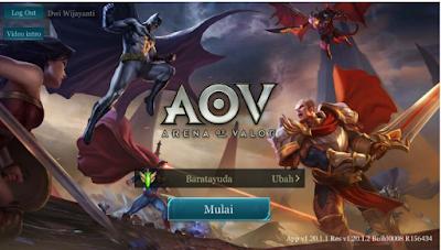 Garena AOV - Arena of Valor MOBA MOD APK v1.19.11
