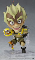 Good Smile Overwatch Video Game Junkrat Nendoroid figure 01