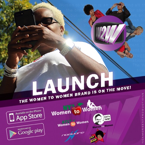 Women To Women TV App Now Available on Apple and Google Play!