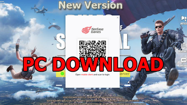 Rules Of Survival PC Download And Install
