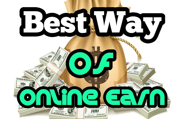 Some best way of  online earning that can make you real freelancer.