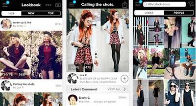 7 Aplikasi Fasion Terbaik Untuk Ponsel Android