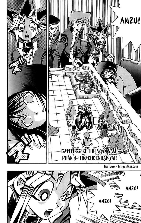 YUGI-OH! chap 53 - phần iv: trò chơi nhập vai trang 1