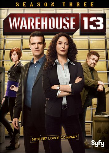 Warehouse 13 TV poster