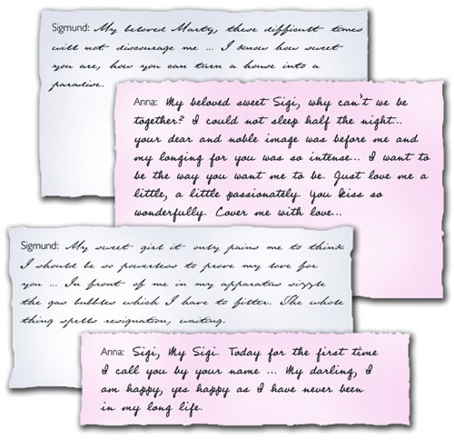 Miracle Of Love: Love Letters
