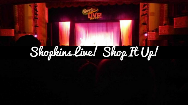 Shopkins Live! The Shoppies Shopped It Up at Playhouse Square