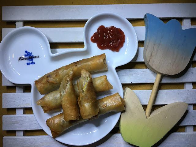#TSMCooks; Puso ng Saging Lumpia Recipe