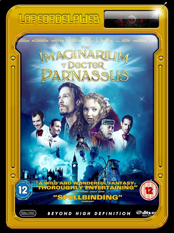 El Imaginario Mundo del Doctor Parnassus (2009) 720p-Dual