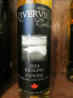 Riverview Riesling Icewine 2014 (91 pts)
