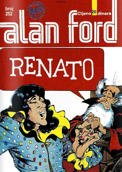 Renato - Alan Ford