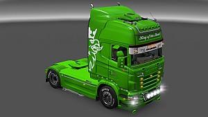 Scania RJL Tuning 3.0