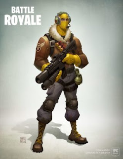 Fornite-2-320x412 Download these wallpapers for Fornite: Battle Royale for iPhone Cydia