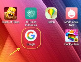 Google App Di Android