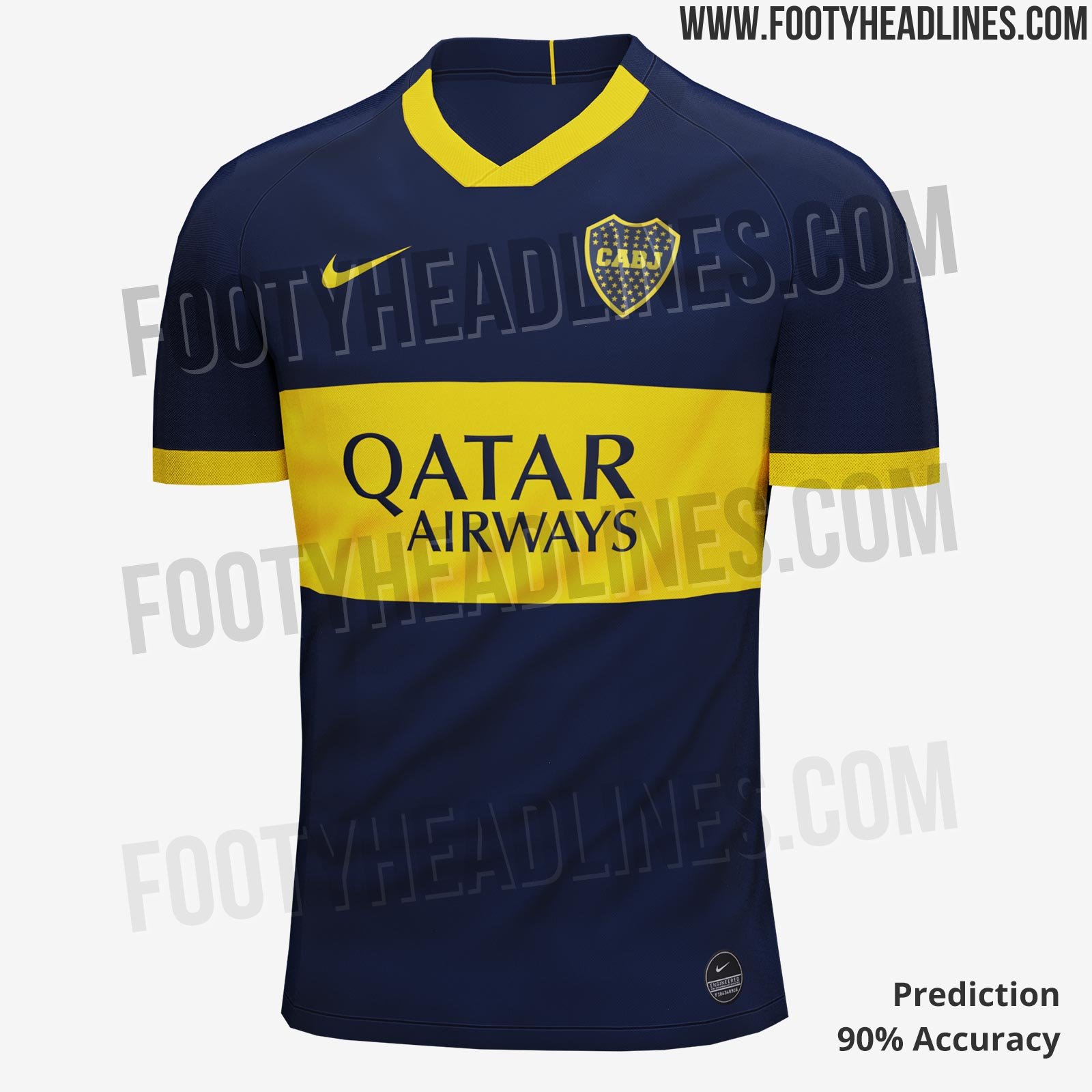 online retailer 19fdf 3315b Adidas From 2020?! Boca Juniors Wants Nike To Make Decision ...