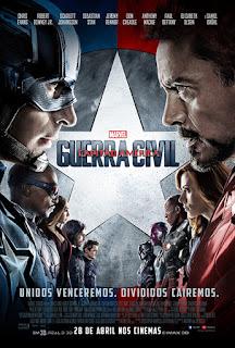 Assistir Capitão America: Guerra Civil Dublado
