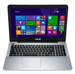 Asus X555D Drivers windows 8.1 64bit and windows 10 64bit
