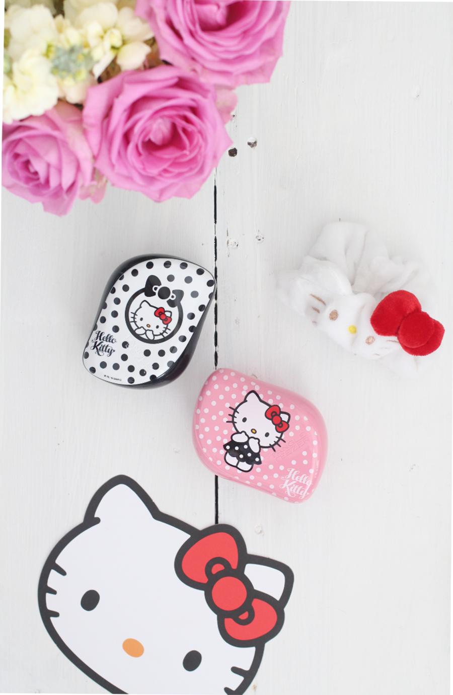 UK Beauty Blogger, Liverpool Beauty Blogger, Hello Kitty Tangle Teezer, Tangle Teezer Review,