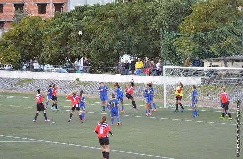 fbfda94275 A equipa de futebol feminino do Paio Pires Futebol Clube alcançou no  passado domingo frente ao CAC (Pontinha) a sua oitava vitória no Campeonato  de Promoção ...