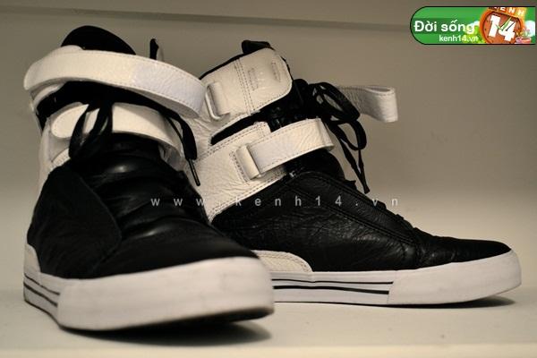 Bộ sưu tập giày sneaker tột đỉnh của anh chàng việt tại mỹ bạn nữ nào cũng m14ê